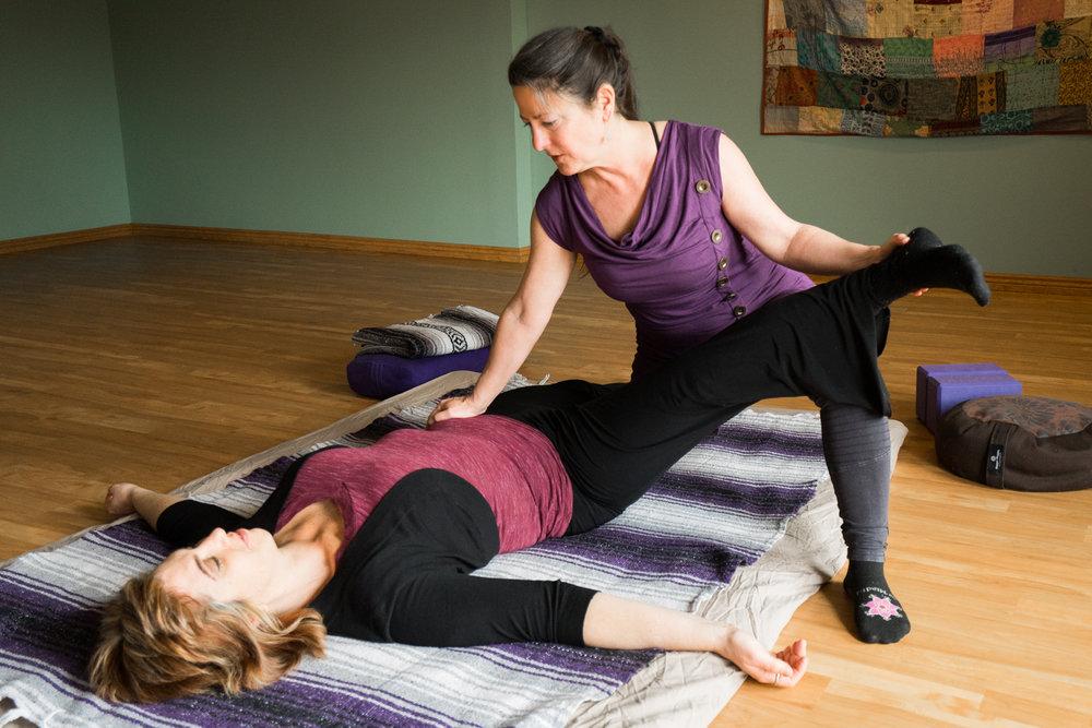 Pheonix Rising Yoga Therapy - hOMe Collective - Wheat Ridge, CO