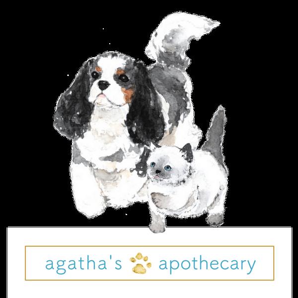 Agatha's Apothecary Logo