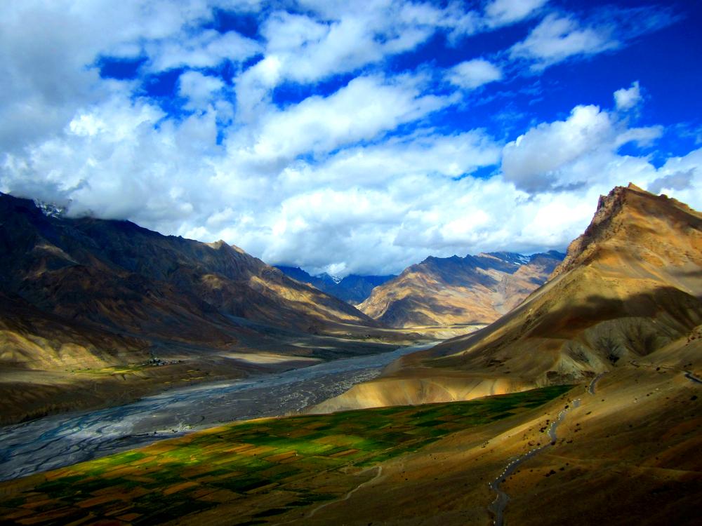 Spiti Valley,India