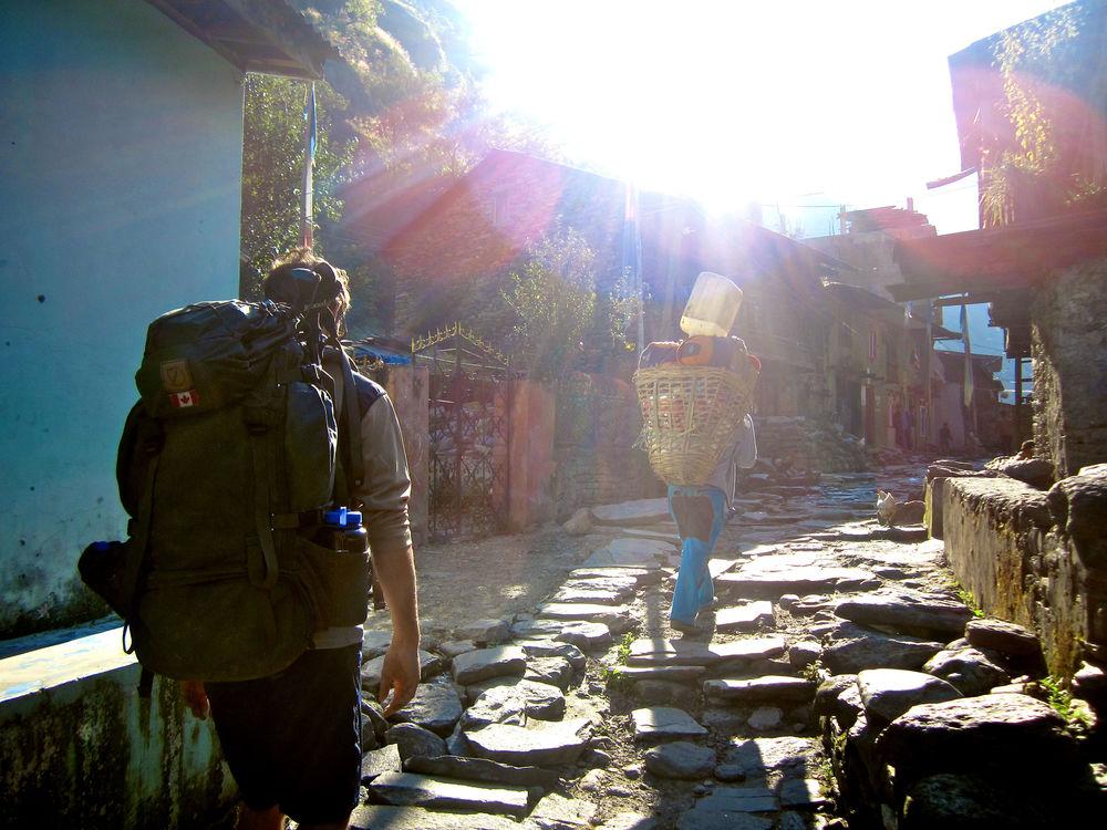 Syabrubesi, Langtang National Park, Nepal