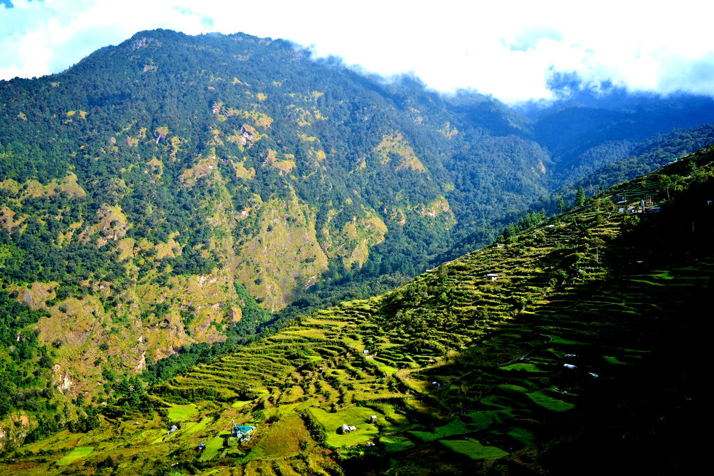 Thulo Syabru, Nepal
