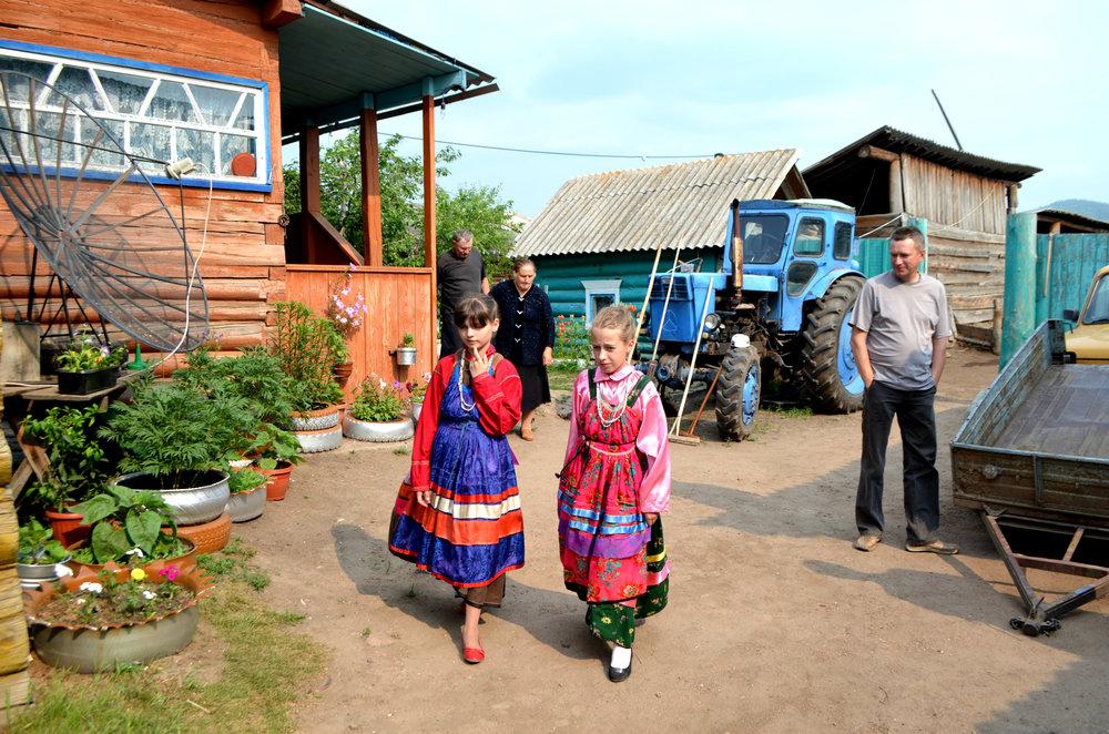 Semeisky Village, Ulaan Ude