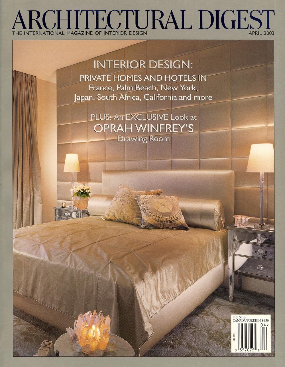 Lorton Architectural Digest Cover 2003.jpg