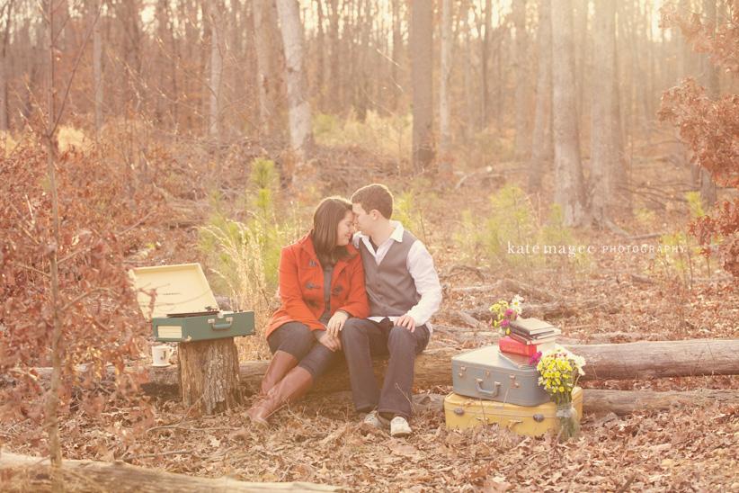 Sarah & Justin Engagement