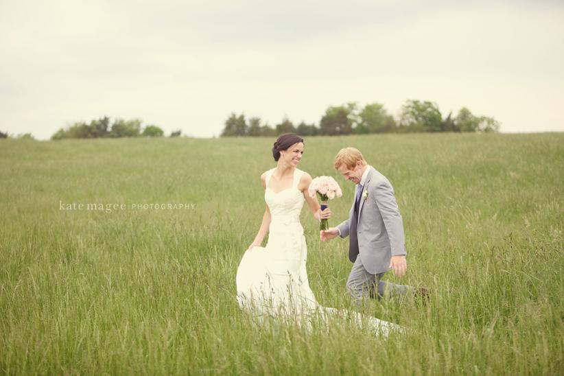 Annie Parker & Mike Frazier wedding