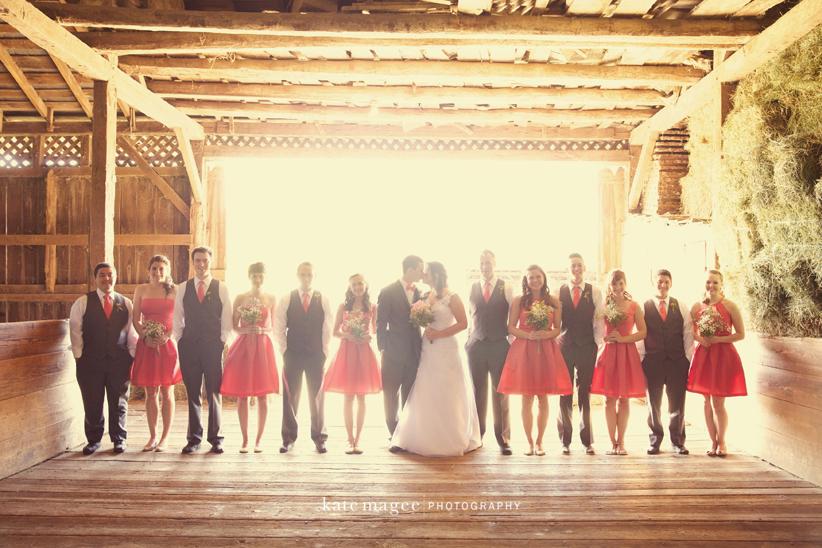 Justin & Sarah Wedding