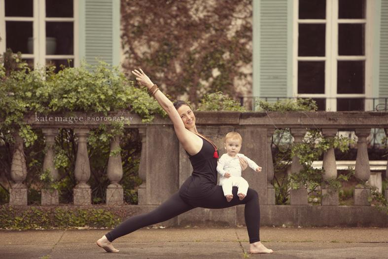 Om On Yoga