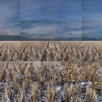 After the Harvest, Barton Farm, version 2.3 © Graham Dew 2012