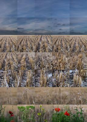 After the Harvest, Barton Farm, version 2.1 © Graham Dew 2012
