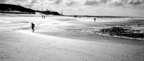 Bretignolles Beach © Graham Dew