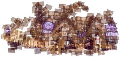 Panografie Notre Dame © Mareen Fischinger