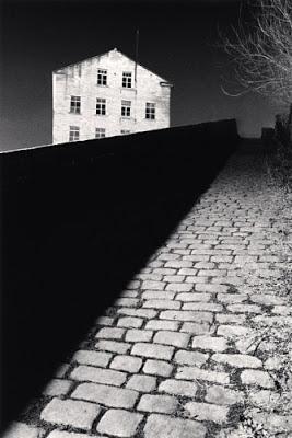 Bill Brandt's Snicket, Halifax, England 1986 © Michael Kenna