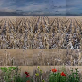 After the Harvest, Barton Farm, version 2.2 © Graham Dew 2012