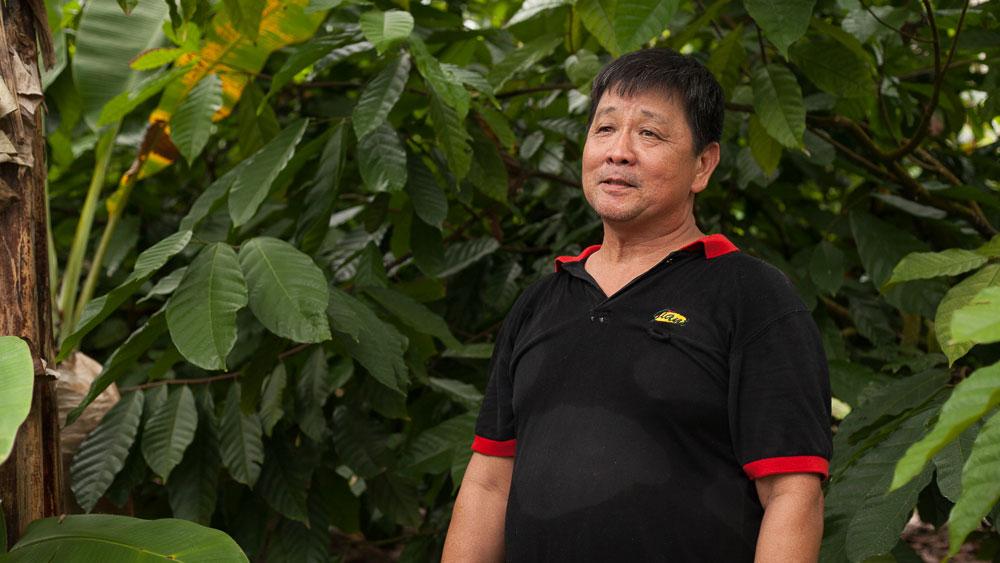 Mr Chang, Asajaya Estate