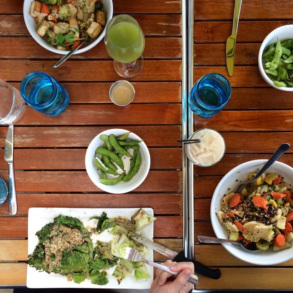 Dinner in Boulder