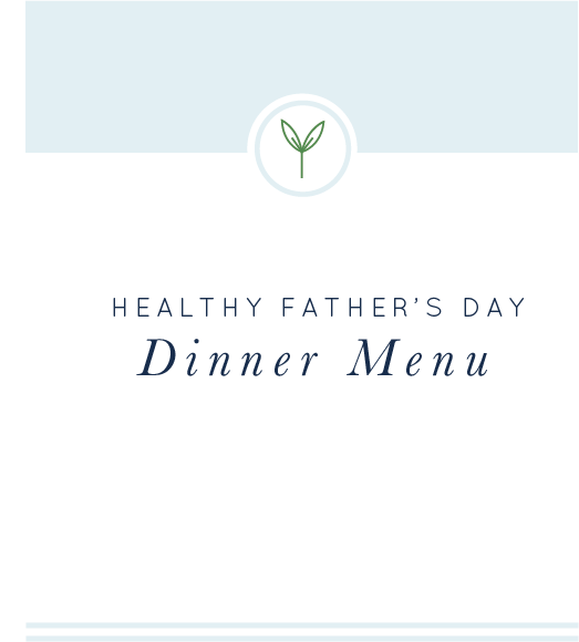 Healthy Father's Day #healthy #fathersday