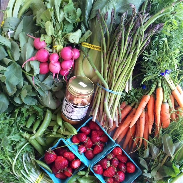 Farmer's Market Haull