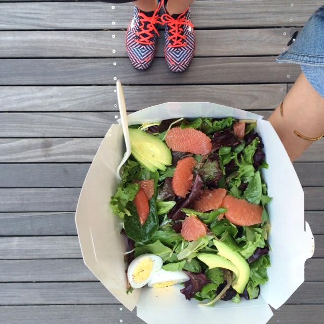 Lovely Lovejoy Salad