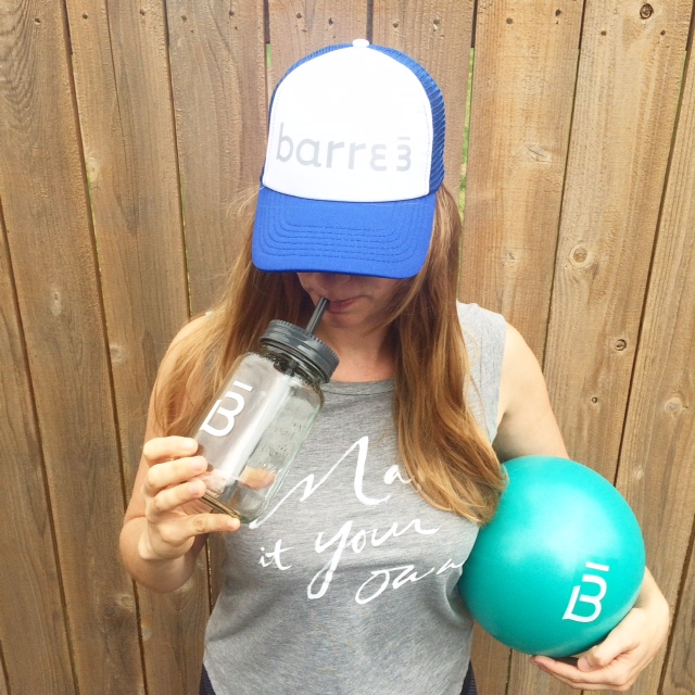 barre3 Anywhere Challenge + Giveaway