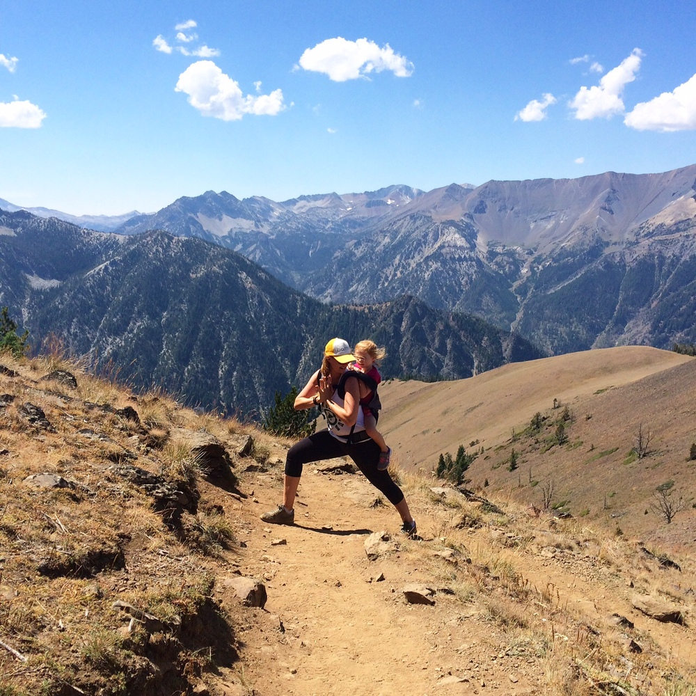barre3 Anywhere in the Wallowa Mountains.
