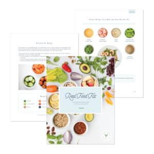 Real food fix real food whole life real food fix is 100 page downloadable pdf guide heres whats included forumfinder Images