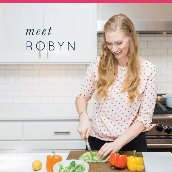 Meet Robyn - Real Food Whole Life