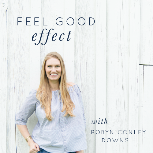 The Feel Good Effect is a weekly podcast that deconstructs and simplifies healthy.