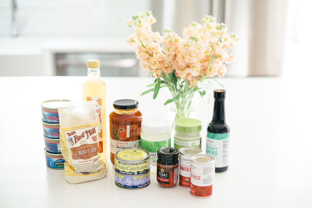 Thrive Market pantry staples (plus a promo code)!