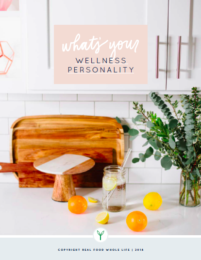Wellness Personality Free Resource Guide!