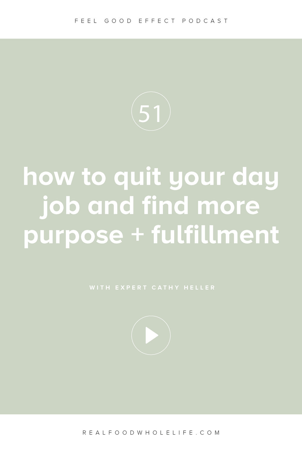 how to quit your day job and find more purpose and fulfillment