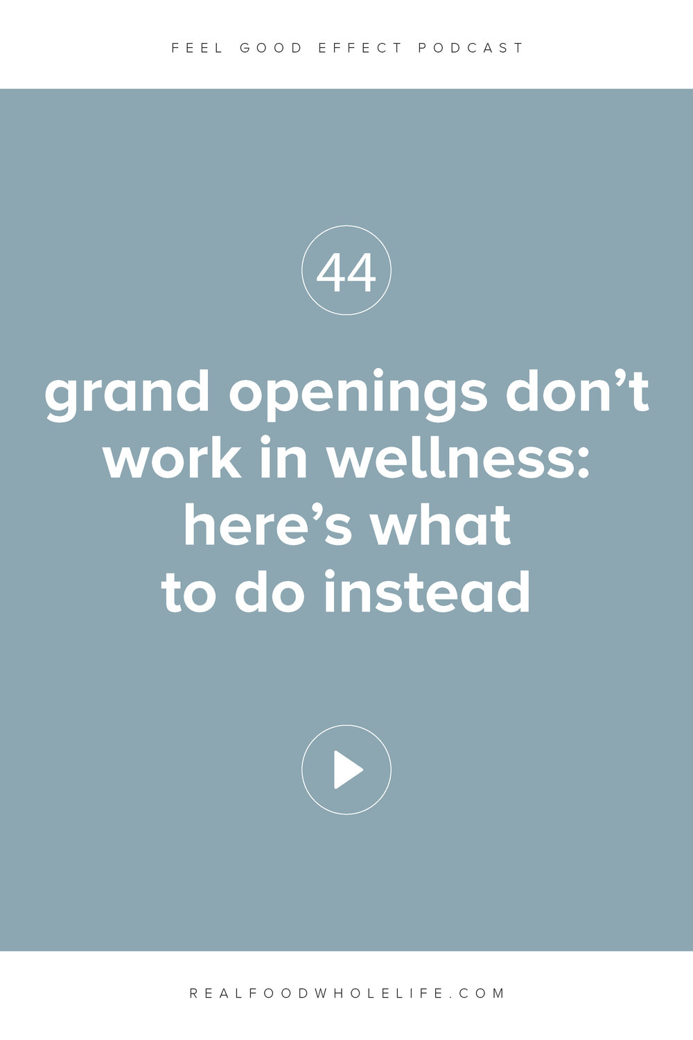 grand openings don't work in wellness- here's what to do instead