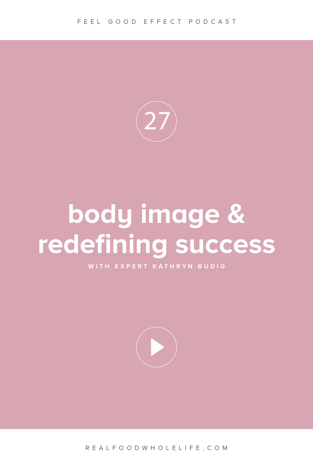 Kathryn Budig on Body Image & Redefining Success