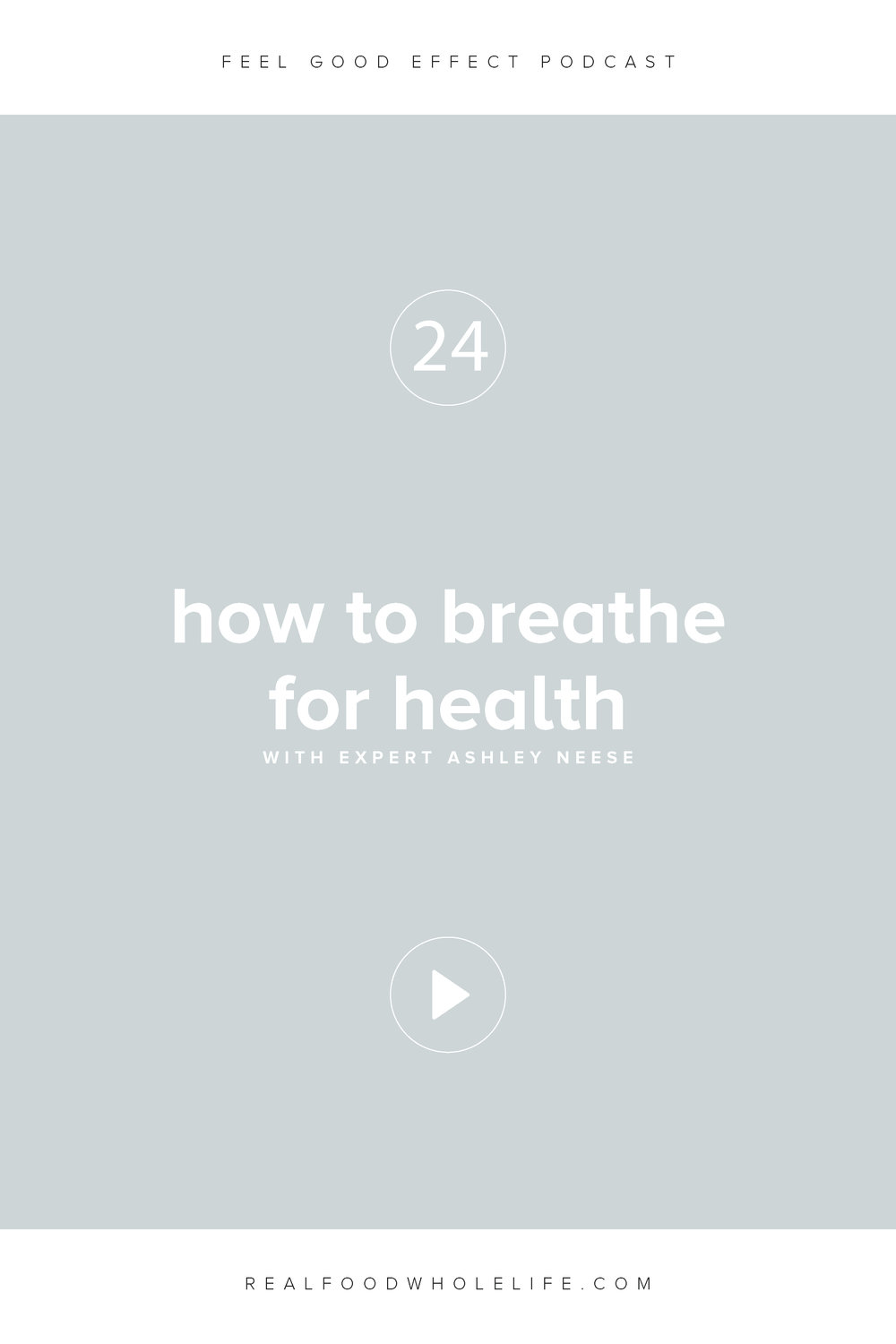 How to Breathe for Health with Ashley Neese