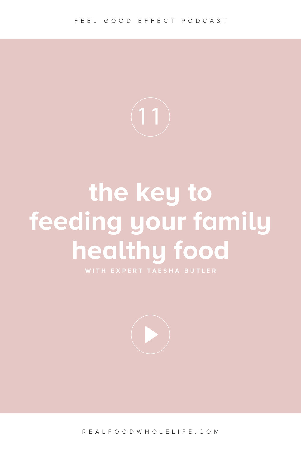 The Key to Feeding Your Family Healthy Food (Even if They're Picky and You're Exhausted)