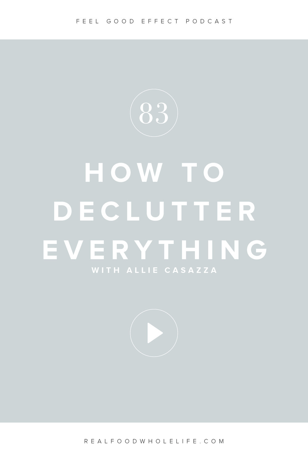 9ea8ebce0292 Are you ready to declutter everything  Allie Casazza is going to help you  do just