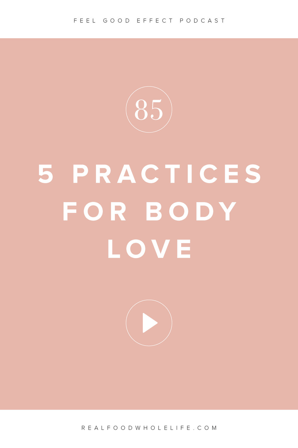 This is all about finding more body love and really getting into some tactical practices that you can do to move the needle in how you feel in your own skin. #realfoodwholelife #feelgoodeffect #podcast #wellnesspodcast #bodylove #gentle #wellness #gentleisthenewperfect #livewell #bodyacceptance