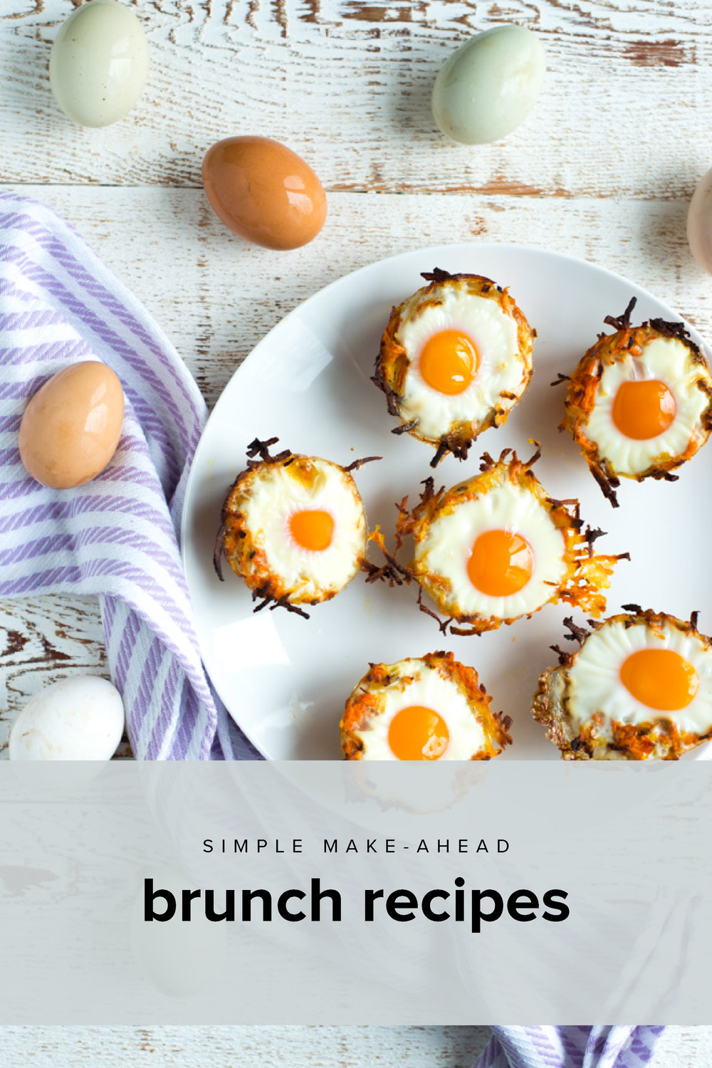Looking for simple, healthy, make-ahead brunch recipes? Here's a collection of easy, healthy, totally delicious recipes perfect for your next brunch. #realfoodwholelife #helathy #recipe #brunch #easyrecipe #makeahead #mealprep #glutenfree #dairyfree #paleo #vegetarian