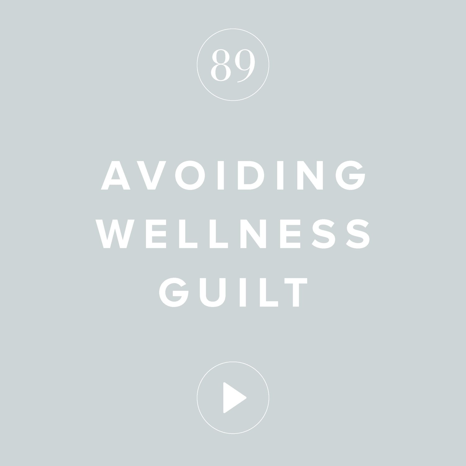 a9cc6aa1e 89 The Secret to Avoiding Wellness Guilt: How to Handle Conflicting  Wellness Advice — Real Food Whole Life