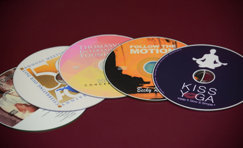 DVD/CD Duplication