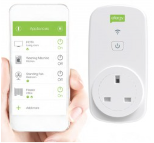 Efergy Ego Smart Socket