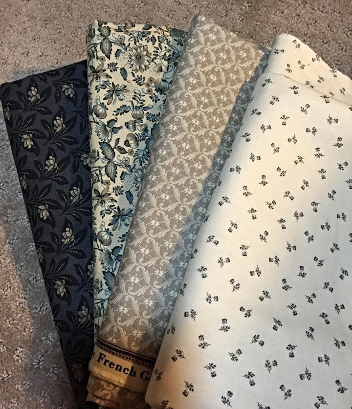 Diane Zubik's Fabric Selection