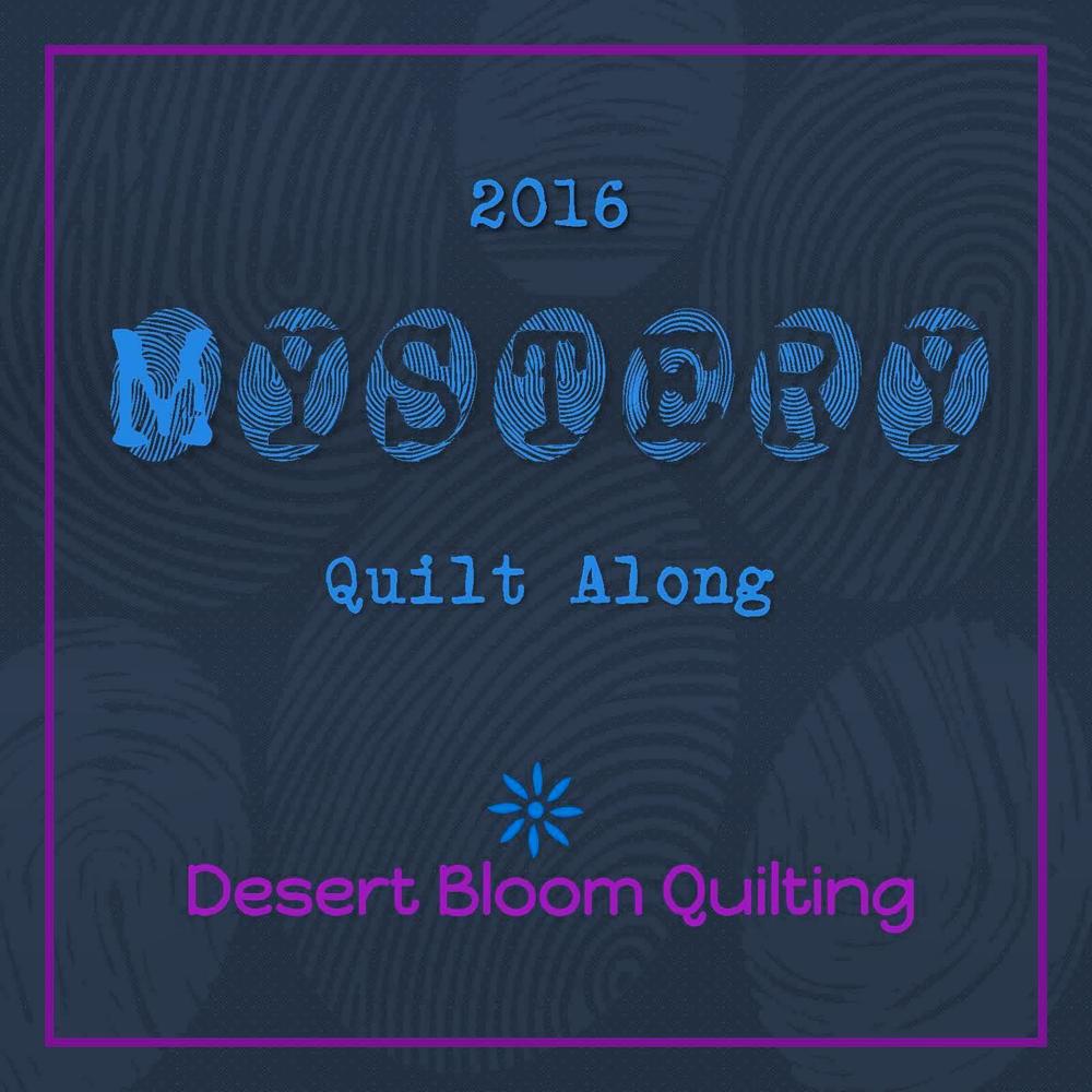 Mystery Quilt Along Avatar