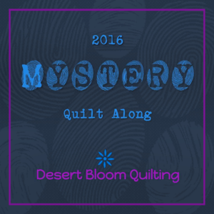 2016 DBQ Mystery Quilt Along