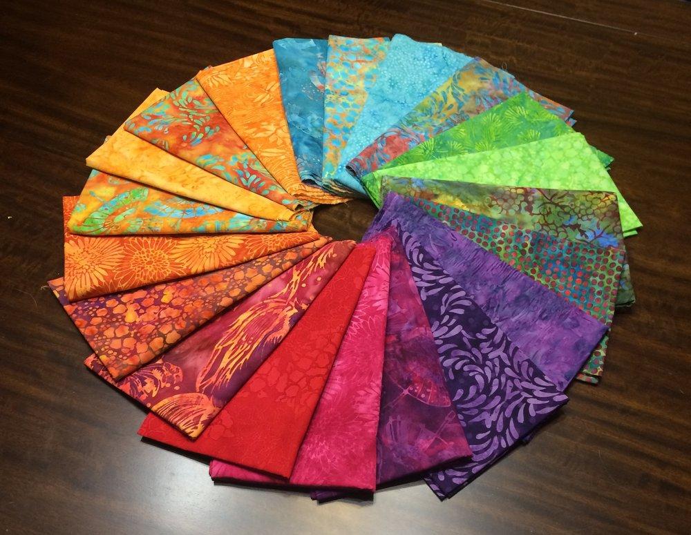 Empress Garden fabric line.