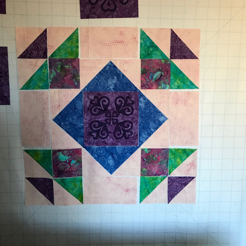 Creative Borders and Bindings — Desert Bloom Quilting : quilt borders and bindings - Adamdwight.com
