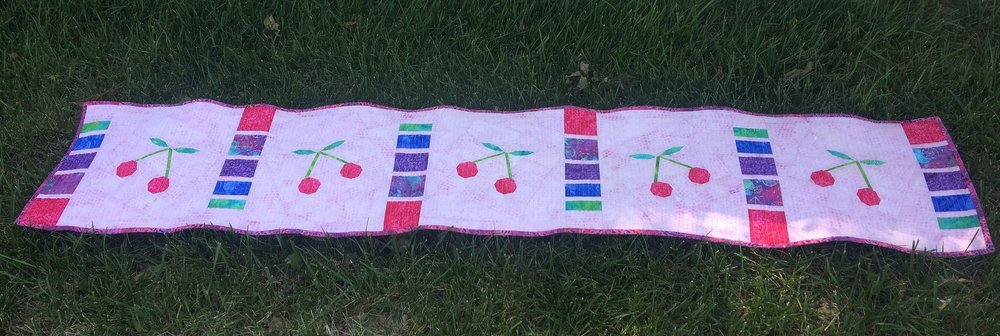 Cherries Jubilee Runner
