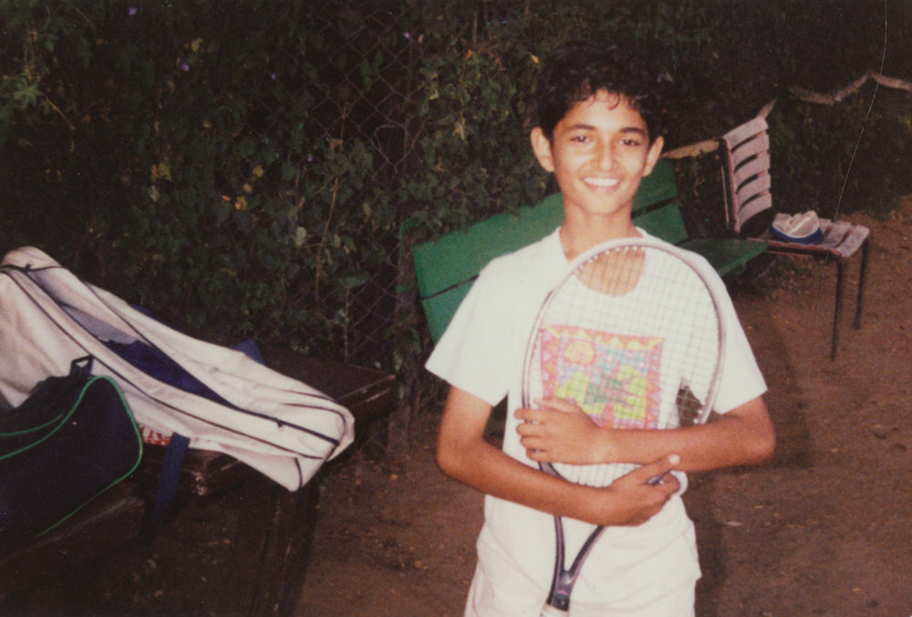 मला कोर्ट येथे 1992 सुमारे