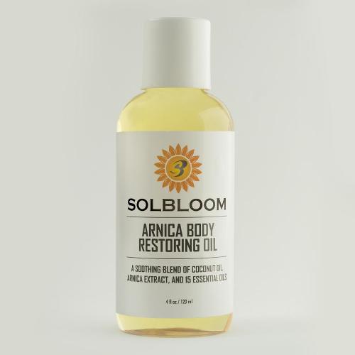 Solbloom: Arnica Body Restoring Oil 4oz