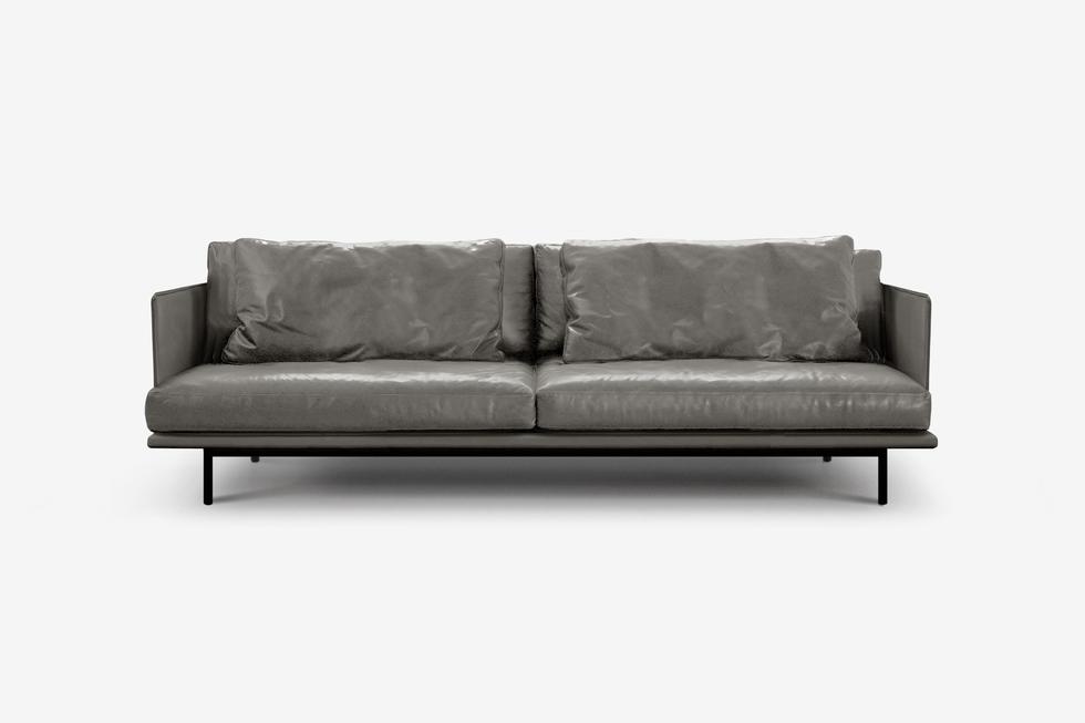 Cherry sofa