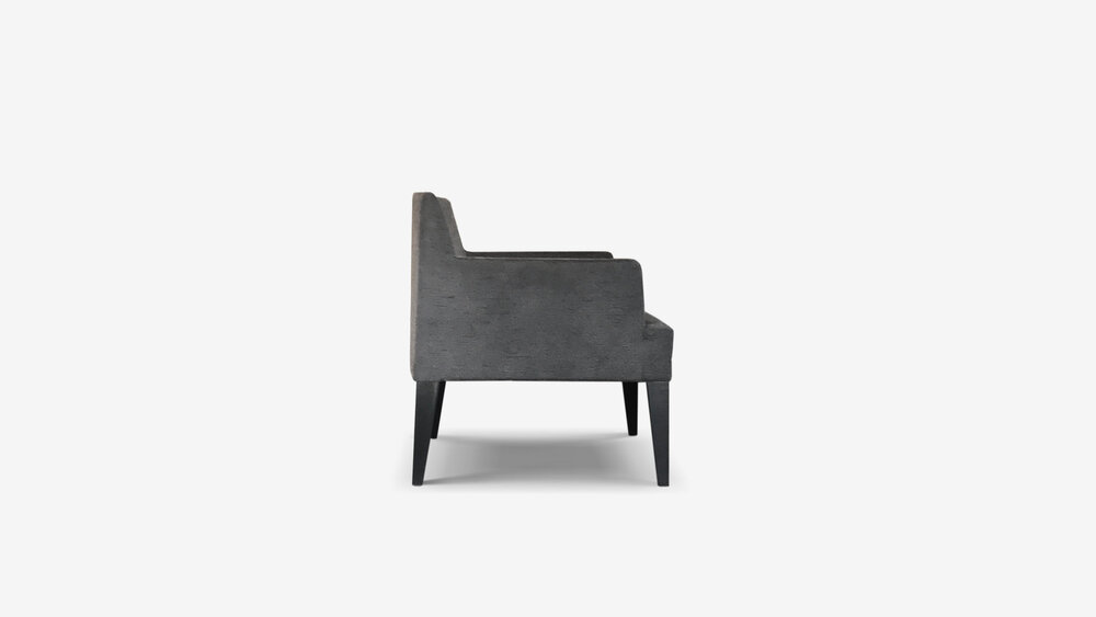 Carlton lounge chair by Belle
